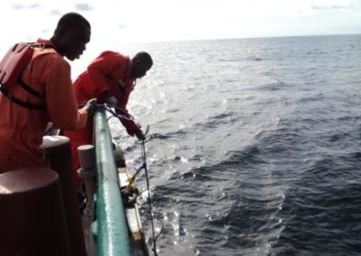 Debris Search Survey at Amenam 3 Location Offshore Nigeria [SANL Total] 2011