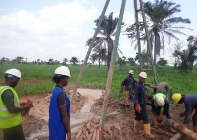 Geotechnical Investigation of Seplat Condensate Tanks Project Site Edo State 2016