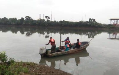 Hydrographic Survey of IEPL Retention Pond Eleme Rivers State [Indorama] 2017