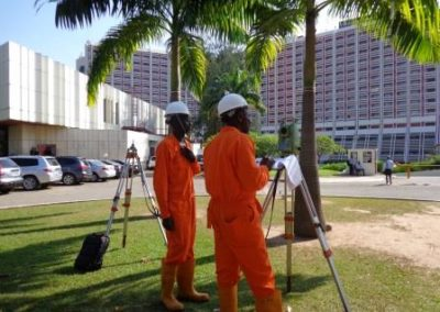 Topographical Survey for Transcorp Abuja New Developments Abuja 2013