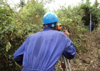 Topographical Survey of OML58 IPP Project Site, Rivers State 2011