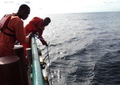 Debris Search Survey at Amenam 3 Location Offshore Nigeria [SANL Total] 2011