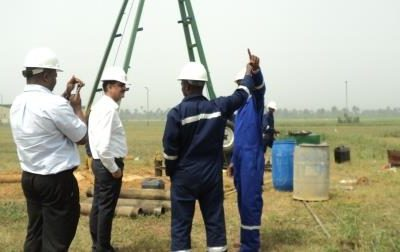Geotechnical Investigation of EPCL 3600MTPD Methanol Plant Project, Eleme Port Harcourt 2011