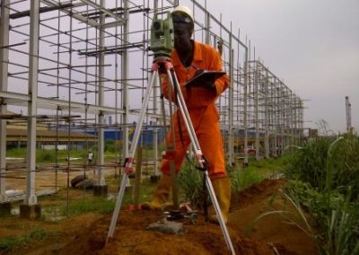 Geotechnical & Topographical Survey of IEPL FCU Project Site Eleme Port Harcourt 2013