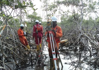 Route Survey of Cawthorne Channel-Alakiri-Obigbo Node-OBOB Gas Pipeline [SANL NNPC] 2015