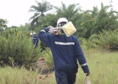 Route Survey of Rumuekpe-Obagi Pipeline [SANL TEPNG] 2015