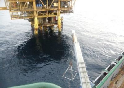 Sector Scanning Survey of Total IMD1 Location Offshore Nigeria 2011