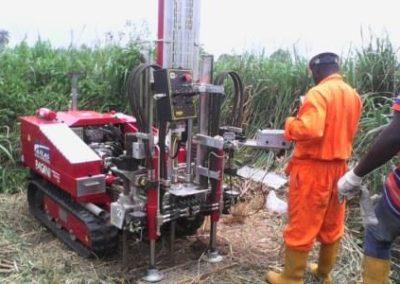 Site Investigation of Indorama Fertilizers FCU Site Eleme Port Harcourt