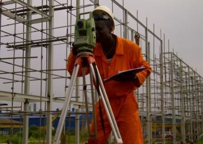 Topographical Survey of Indorama FCU Project Site Eleme Rivers State [Indorama] 2013