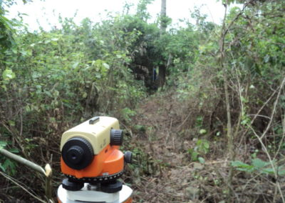 Topographical Survey of OPR-Anambra Airport Site & Extension Anambra State [Orient Petroleum] 2009